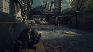 Dekningssystemet bare fungerer i Gears of War.