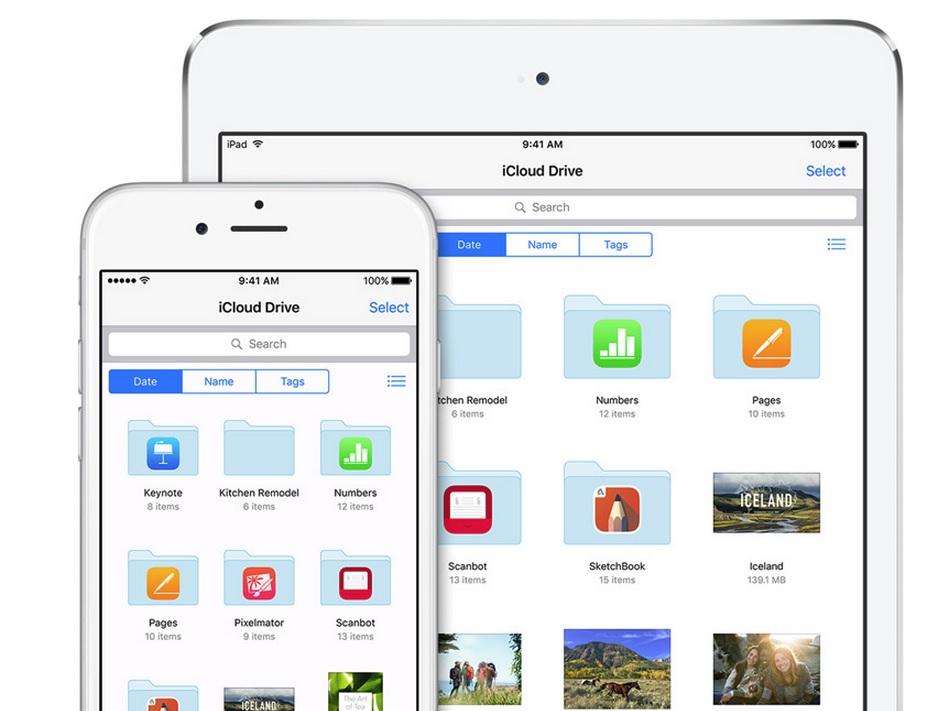 Apples nye iCloud-app følger med i iOS 9.