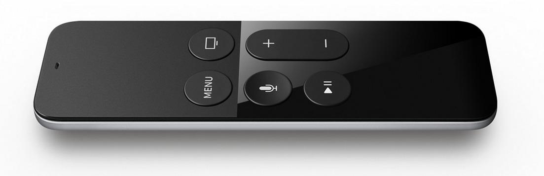 Apples nye fjernkontroll fungerer også som spillkontroller på samme måte som Nintendo Wii.