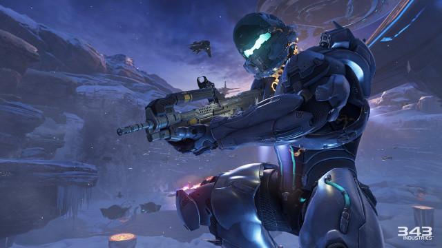 Spartan Locke er en stor del av Halo 5.