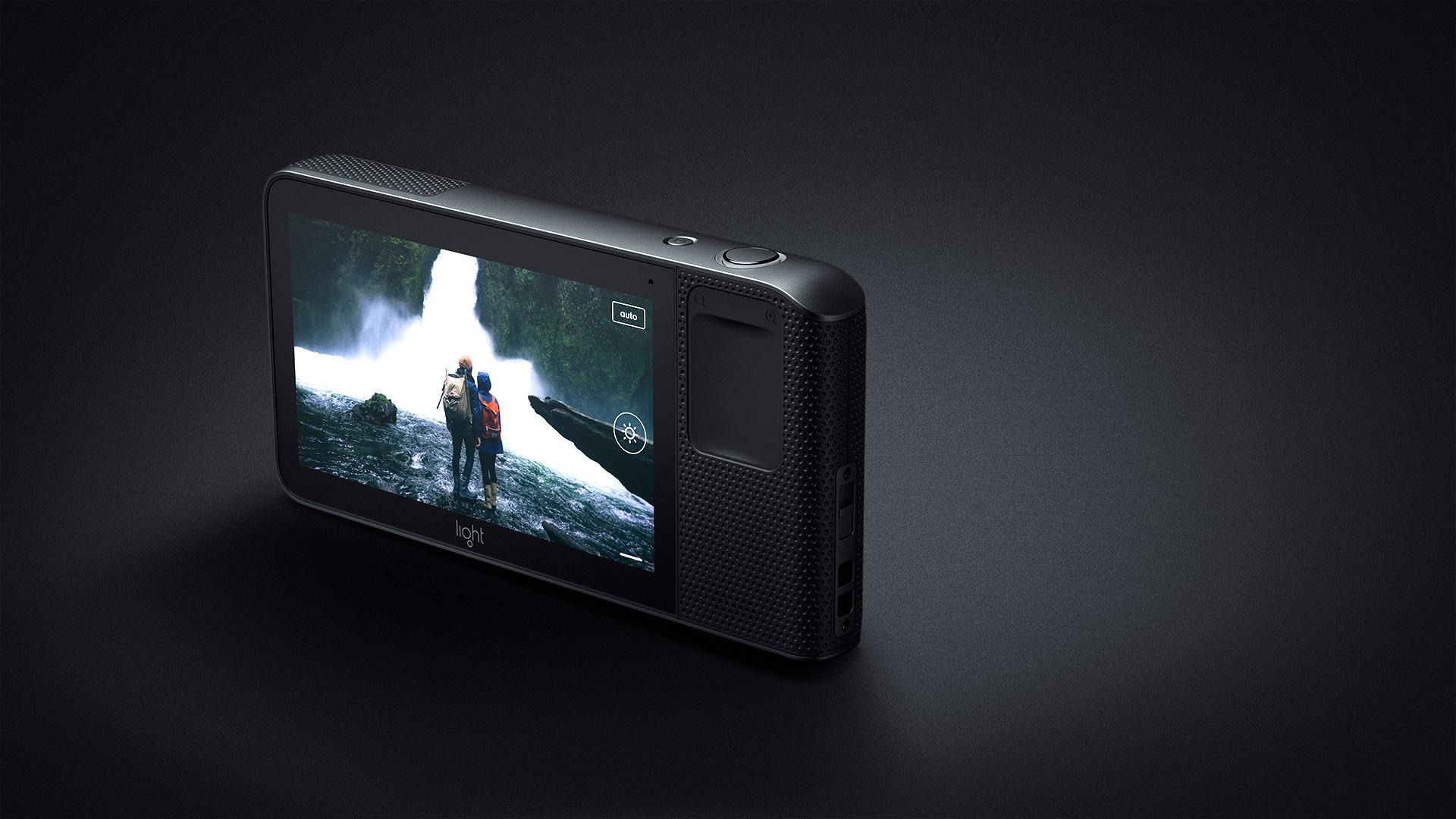 L16 er en helt ny type kamera.
