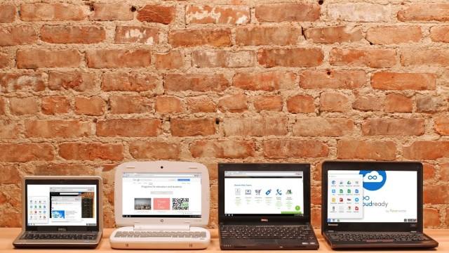 CloudReady på eldre netbook-PC-er.