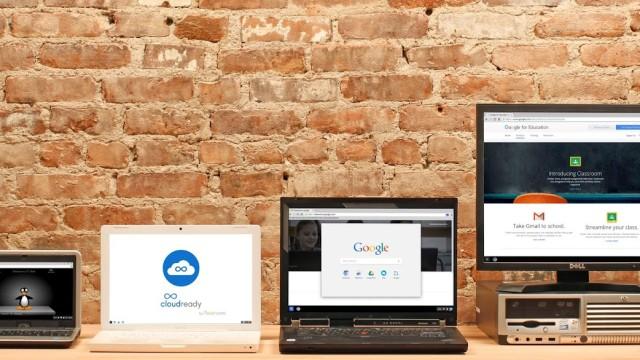 CloudReady på eldre PC-er.
