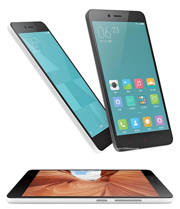 Redmi Note 2 har et helt kurant design.