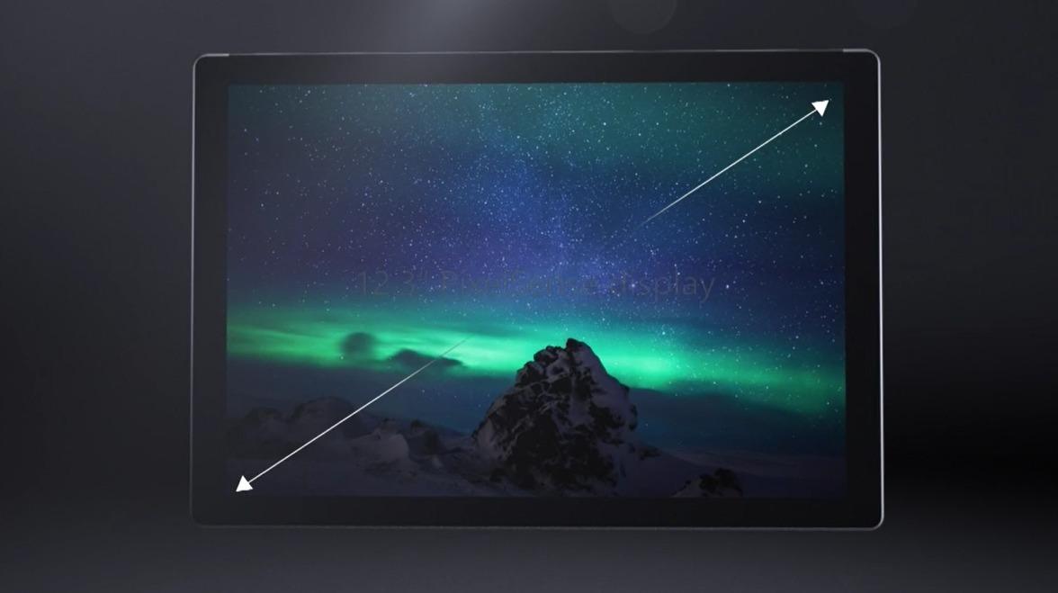 Dette er Surface Pro 4.