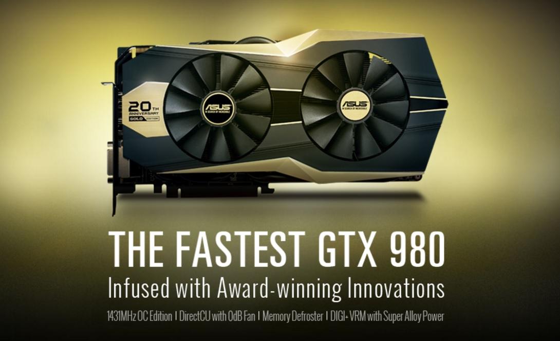 Har du lyst på det kjappeste GTX 980-kortet på markedet må du ut med nesten 10 000 kroner.