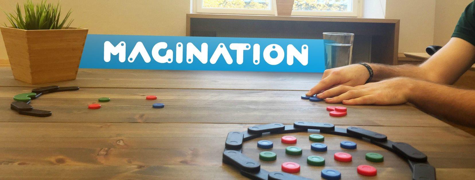 Magination starter sin Kickstarter-kampanje 19. november. Etter at gif-ene gikk viralt på Reddit og Imgur, er interessen på topp.