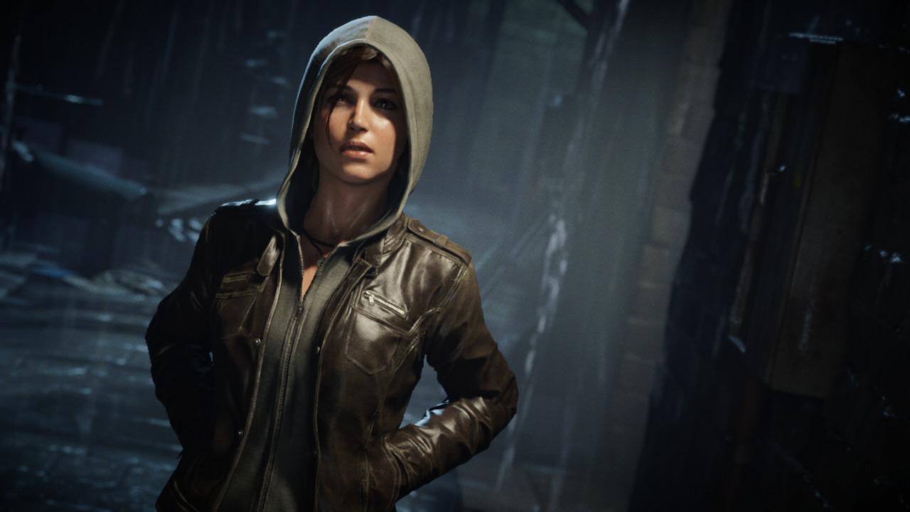 Vi får se Lara Croft på hjemmebane.