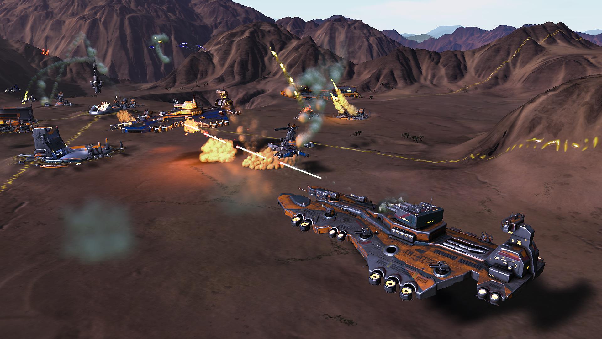 Utviklerne bak Ashes of the Singularity har sluppet et testverktøy, men spillet er langt fra ferdig.
