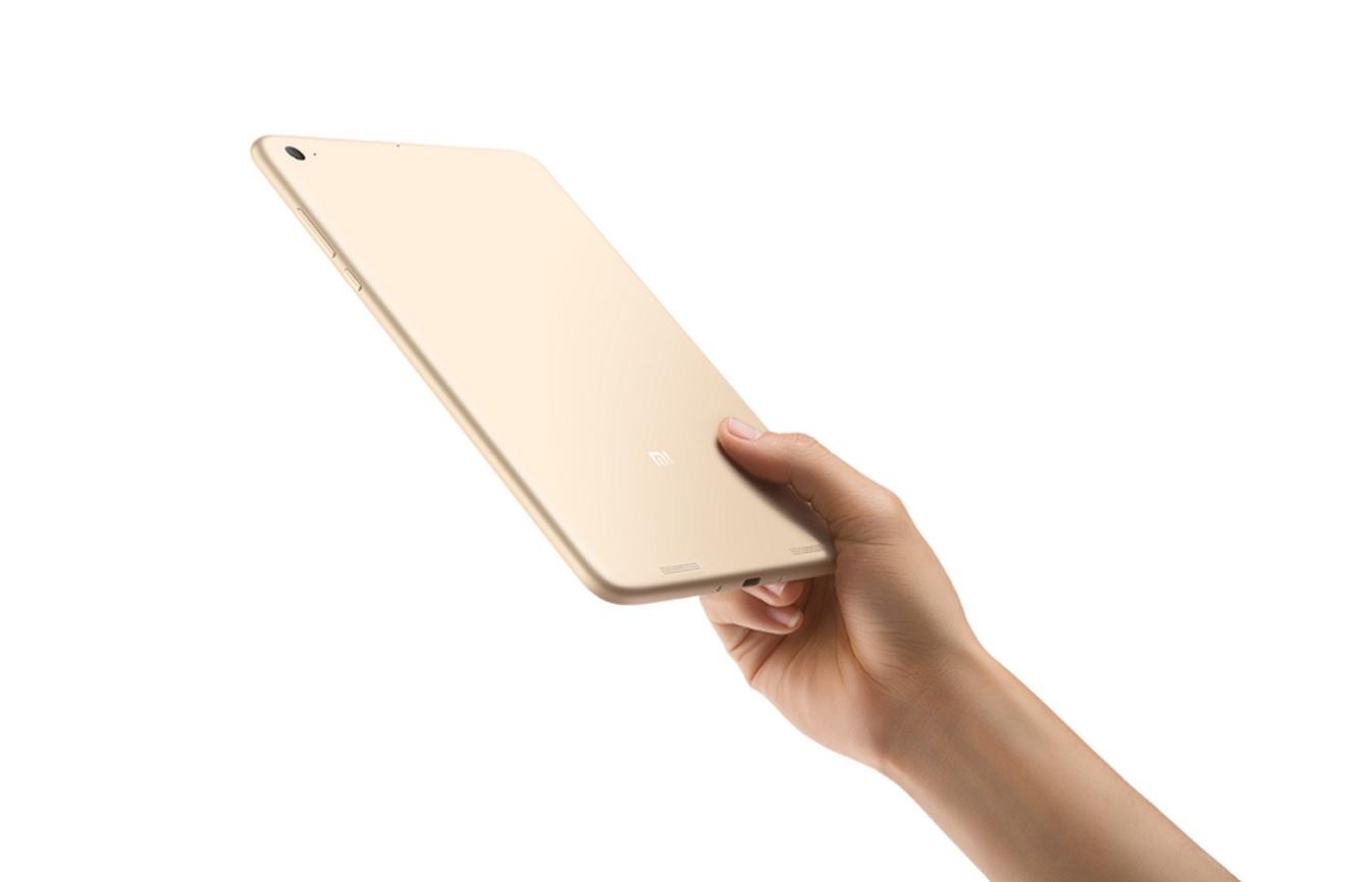 Bittelitt inspirert av iPad mini.