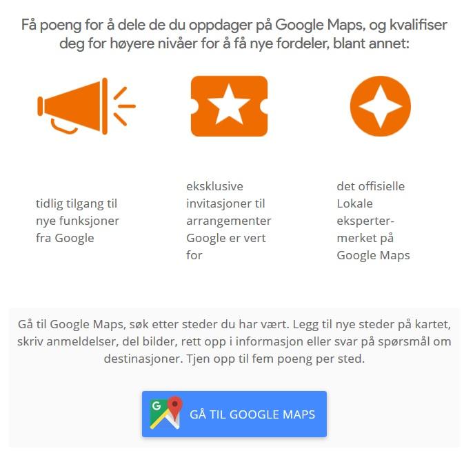 Google premierer de som gjør Google Maps bedre om man melder seg på programmet.