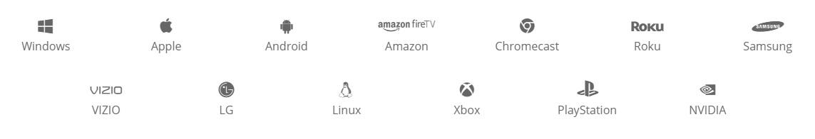 Plex er på nesten alt som finnes.