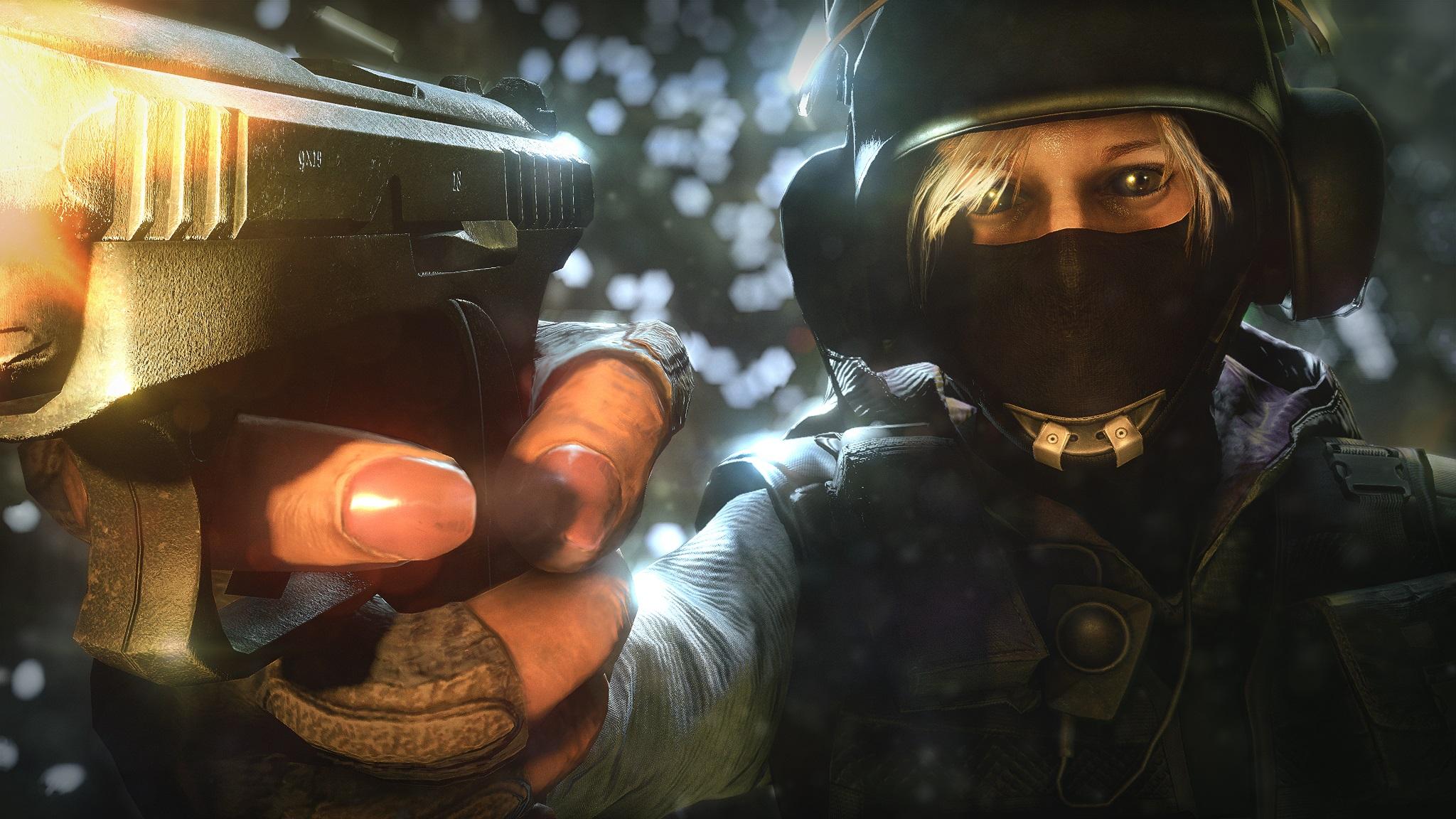 Rainbow Six Siege har 24 forskjellige operatører.