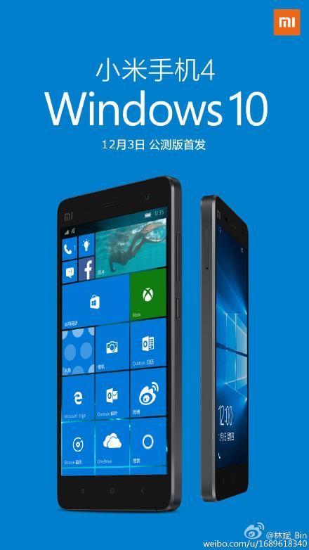 Toppsjefen i Xiaomi, Lin Bin, la ut dette bildet på Weibo.