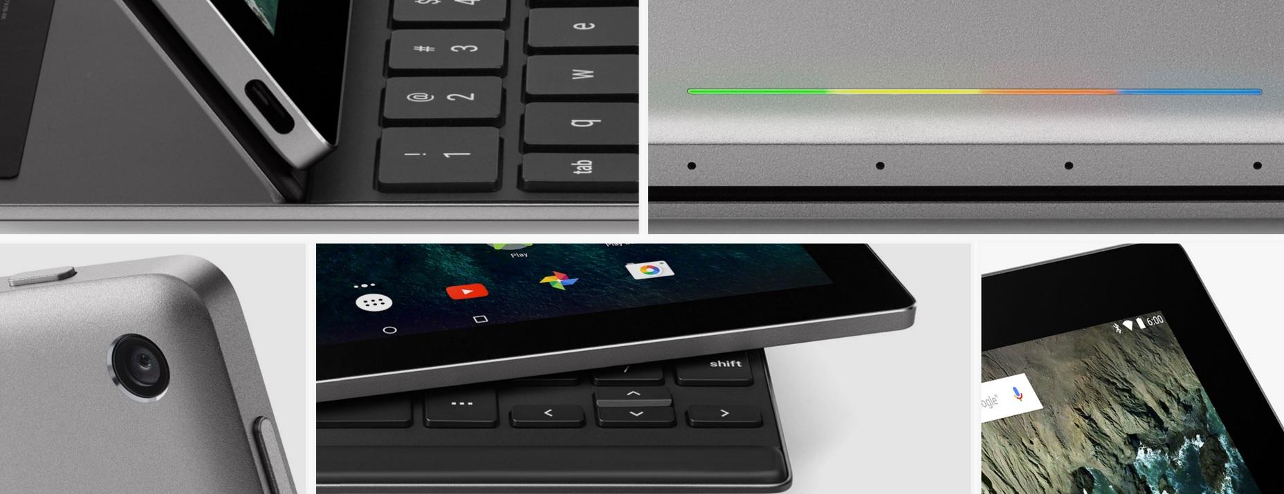 Det bilr spennende å se hvordan Pixel C vil gjøre det mot iPad Pro og Surface Pro 4.