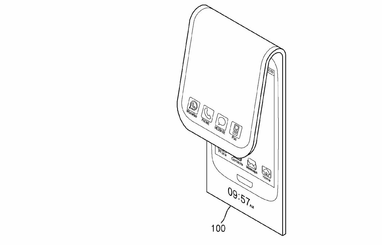 Designeren tok med rivalens iPod da han tegnet konseptet.