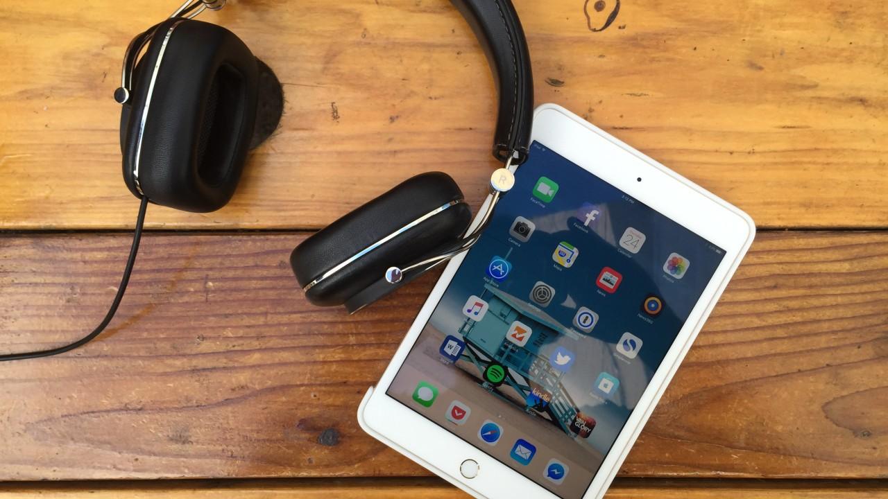 iPad mini 4 flyter bedre med iOS 9.3 beta 1.