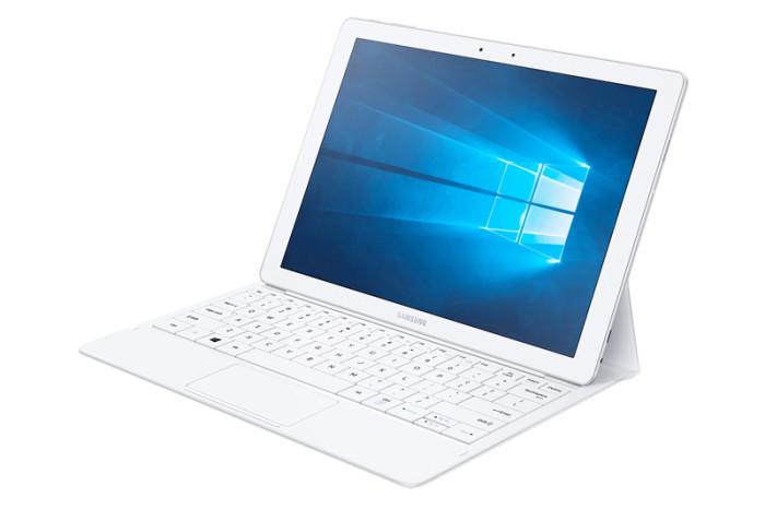 Dette er Samsungs nye nettbrett med Windows 10.