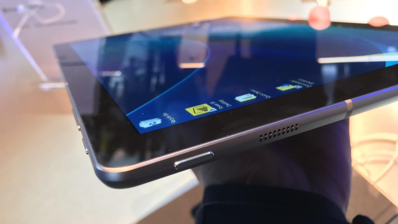 iPad Pro føles som et monster sammenlignet med TabPro S.