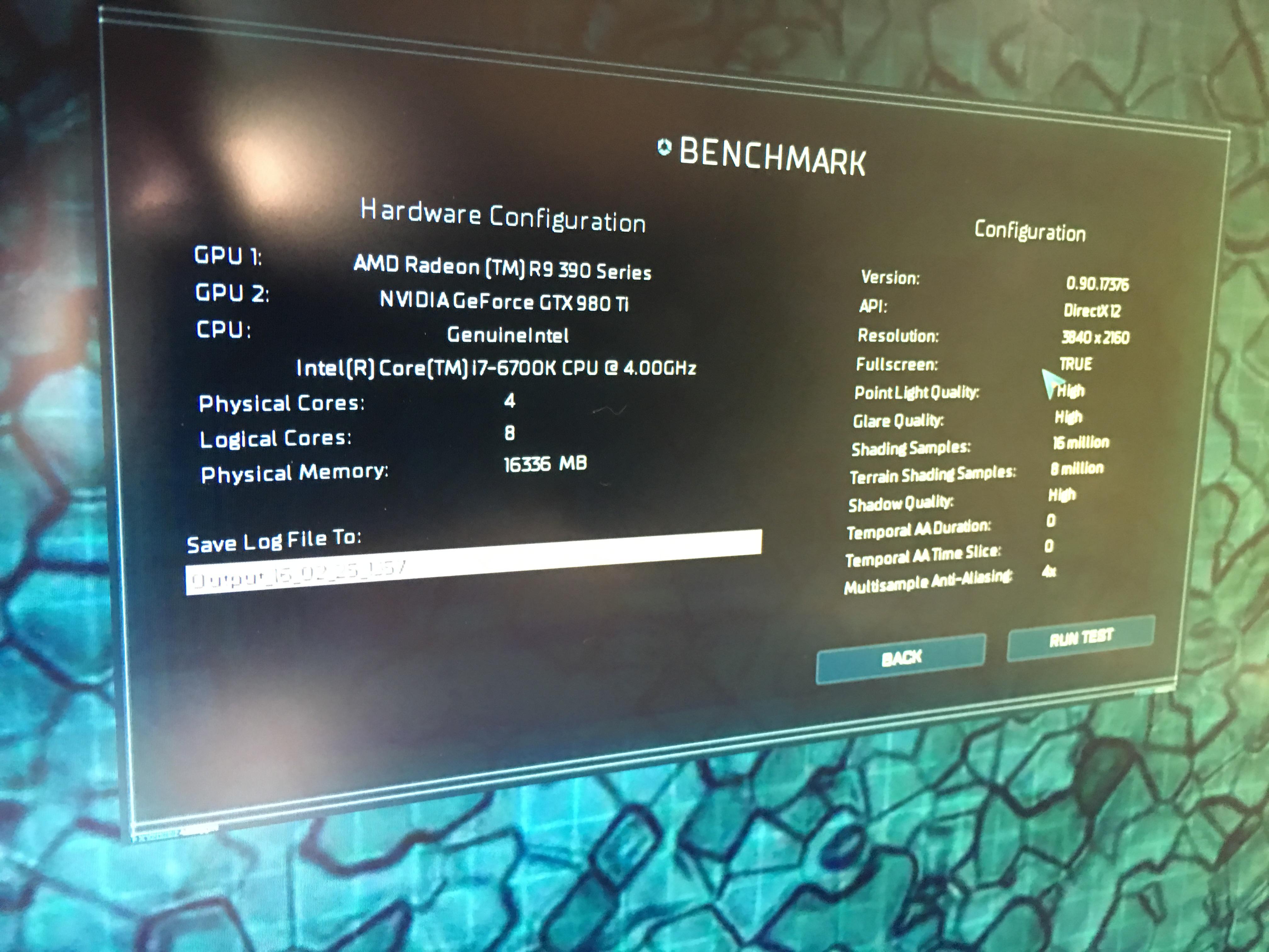 Test-oppsettet tjente 20 flere FPS med Nvidia-kortet montert.