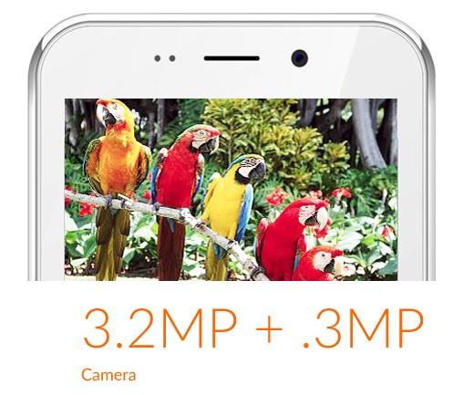 Kamera og 3G er på plass.