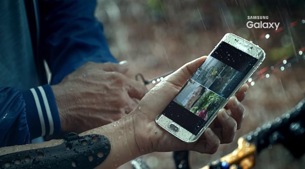 Samsung Indonesia gir oss det til nå hittil beste bildet av toppmodellen.