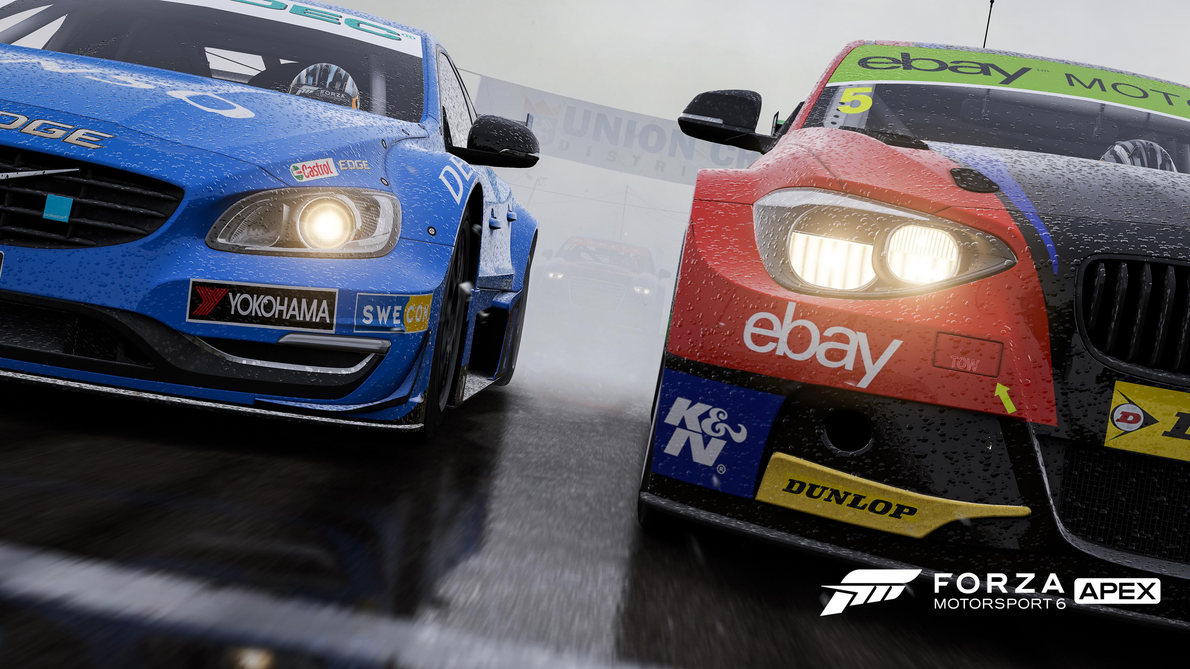 Er Forza 6 Apex like bra som det ser ut, gleder vi oss til å knive om sekundene.