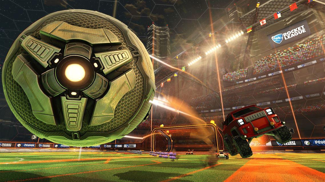 Rocket League får frem den kompetitive delen i deg.