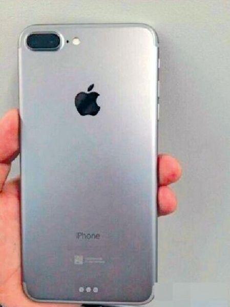 Nye iPhone 7, eller bare en forfalsking? Tidligere lekkasjer peker i den retning at dette er det faktiske designet.