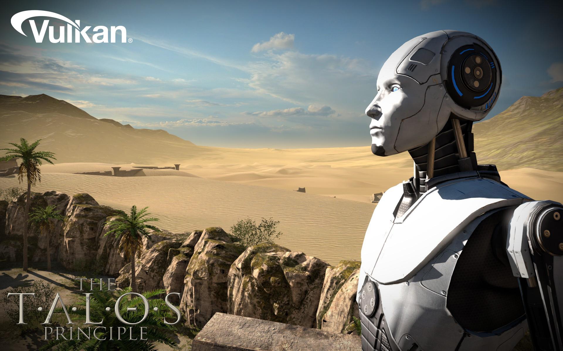 The Talos Principle er først ute med Vulkan-støtte.