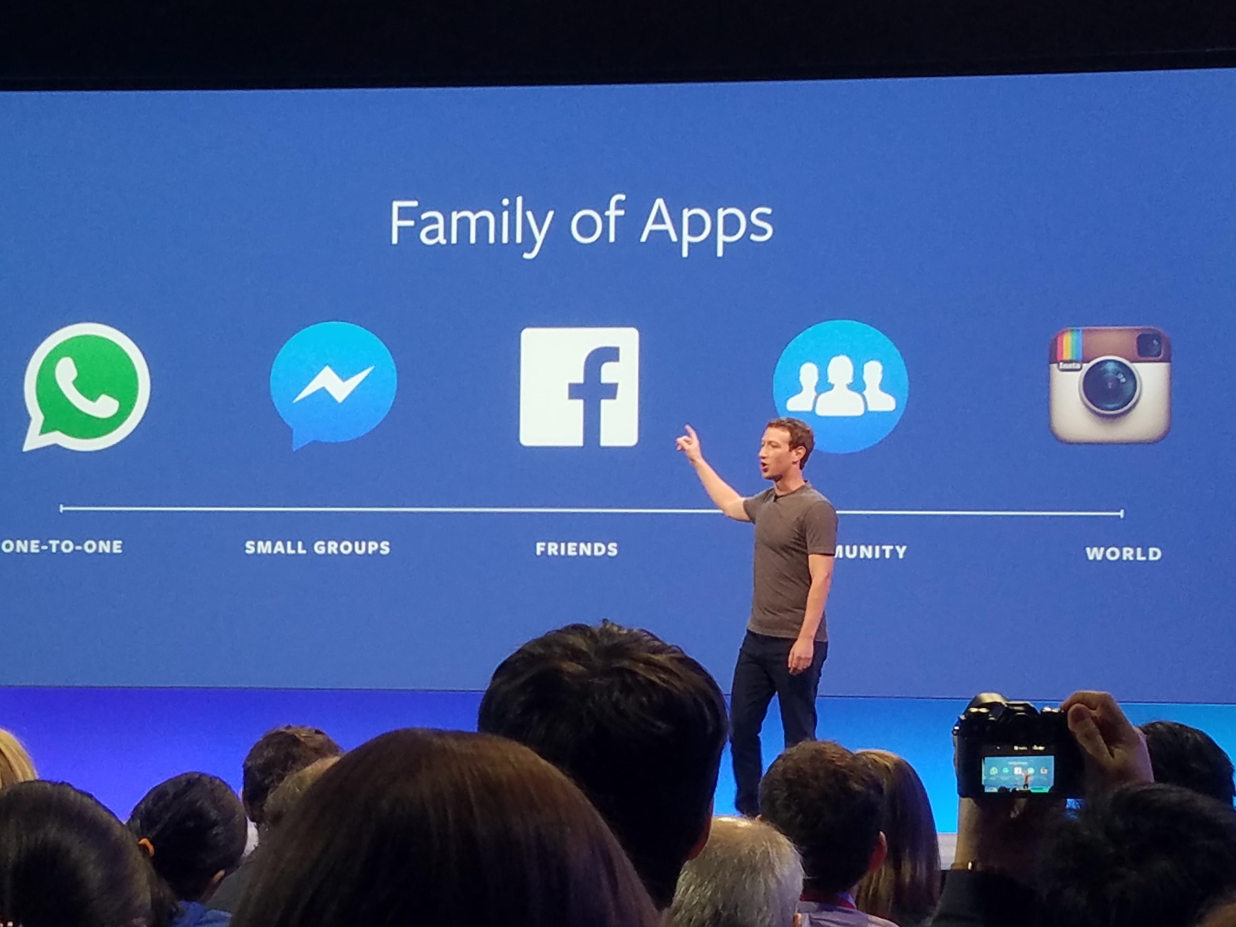 Selskapet har hatt stor suksess med en rekke apper - de skal fortsatt være med neste årene.