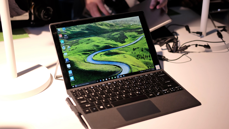 Det er lett å se hvor Acer har hentet inspirasjonen fra.