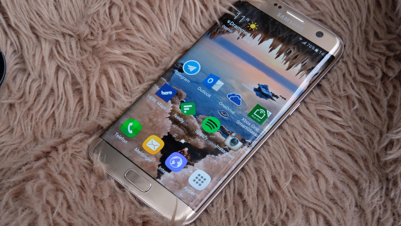 96b2318e Test: Samsung Galaxy S7 edge - ITavisenITavisen