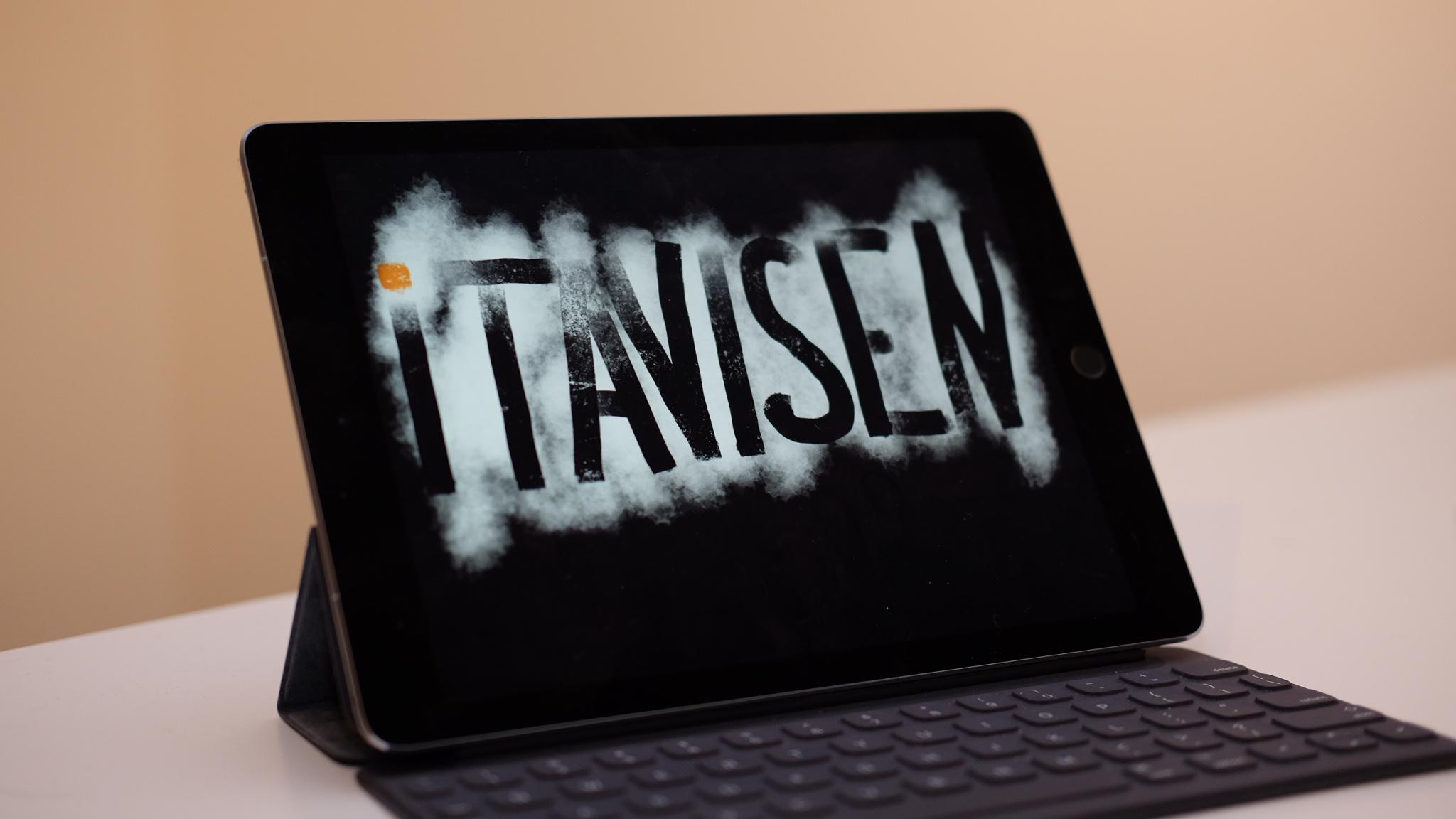 6b26483f9 iPad Pro er nære å være en PC-erstatter - ITavisenITavisen