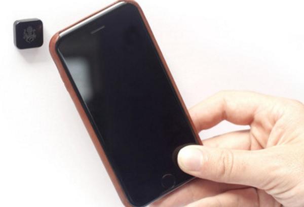Magneten støtter Nodus Access Case 2 og Shell Case for iPhone.