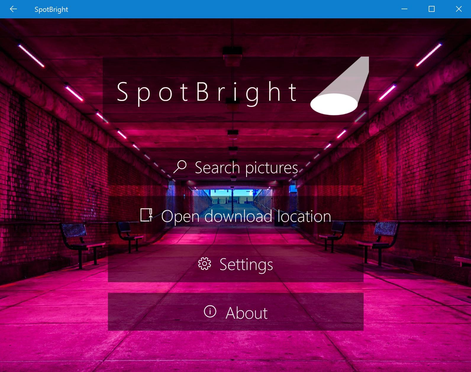 Spotbright-appen gjør det enda enklere å spore opp søkelysbildene.
