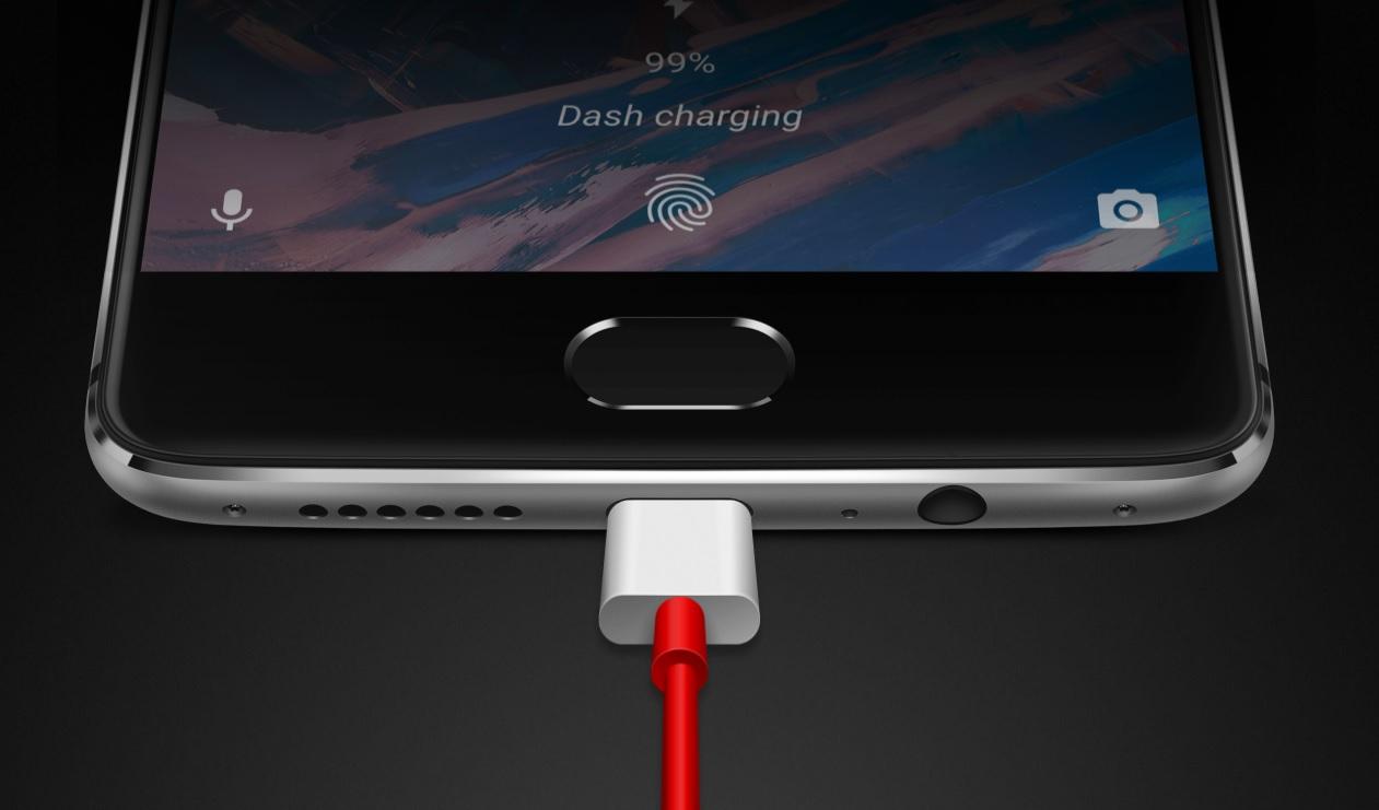 iPhone-design, men med kjapp lading.