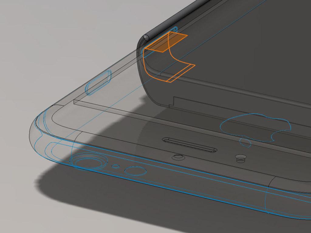 Slik fanger enheten opp om mobilen har kontakt med mobilnettet eller ikke.