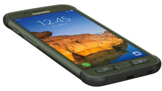 Galaxy S7 active feilet vanntest.