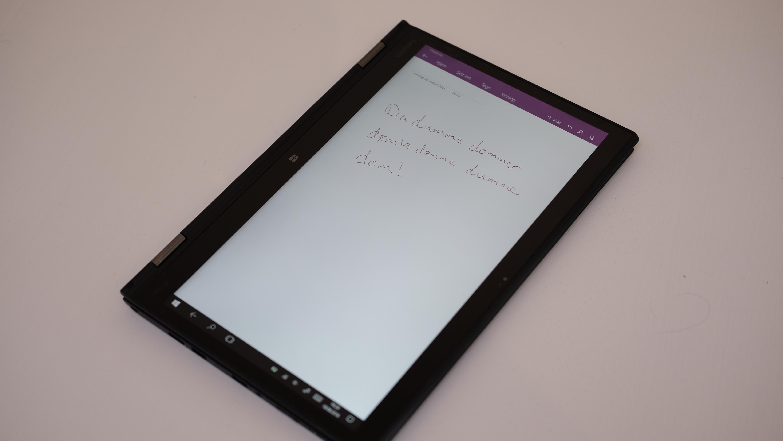 Lenovo ThinkPad X1 Yoga er en nesten perfekt Windows PC