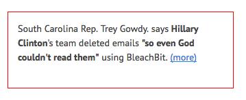BleachBit virker å være svært fornøyd med den massive dekningen de har fått i det siste.