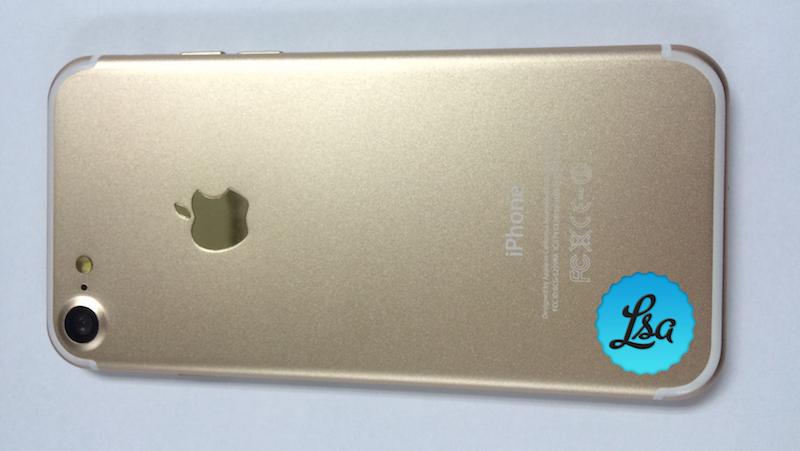 "iPhone 7 4,7"" får dårligere kamera-system enn storebror."