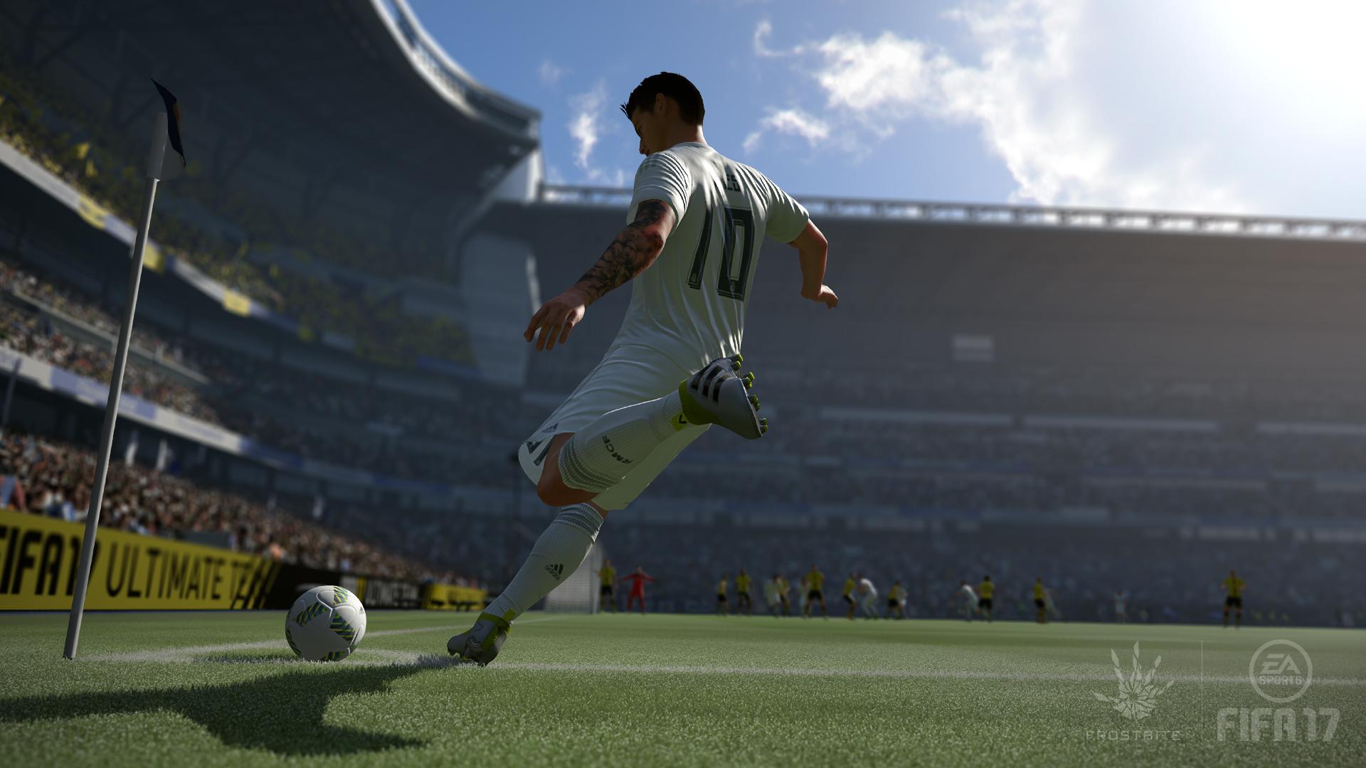 FIFA 17 ser bedre ut en noen gang, men ikke forvent revolusjonerende endringer på grafikkfronten.