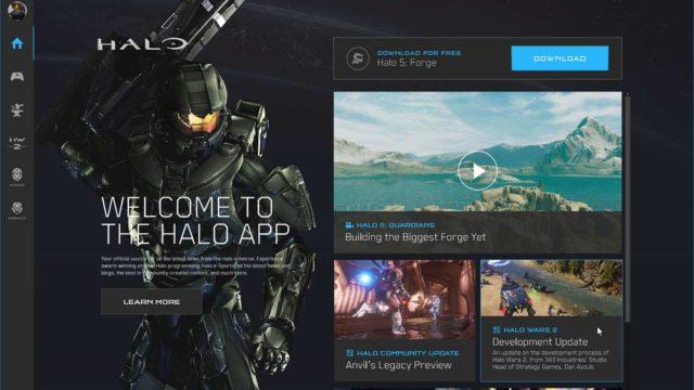 Halo-appen er spartanernes nye samleplass.