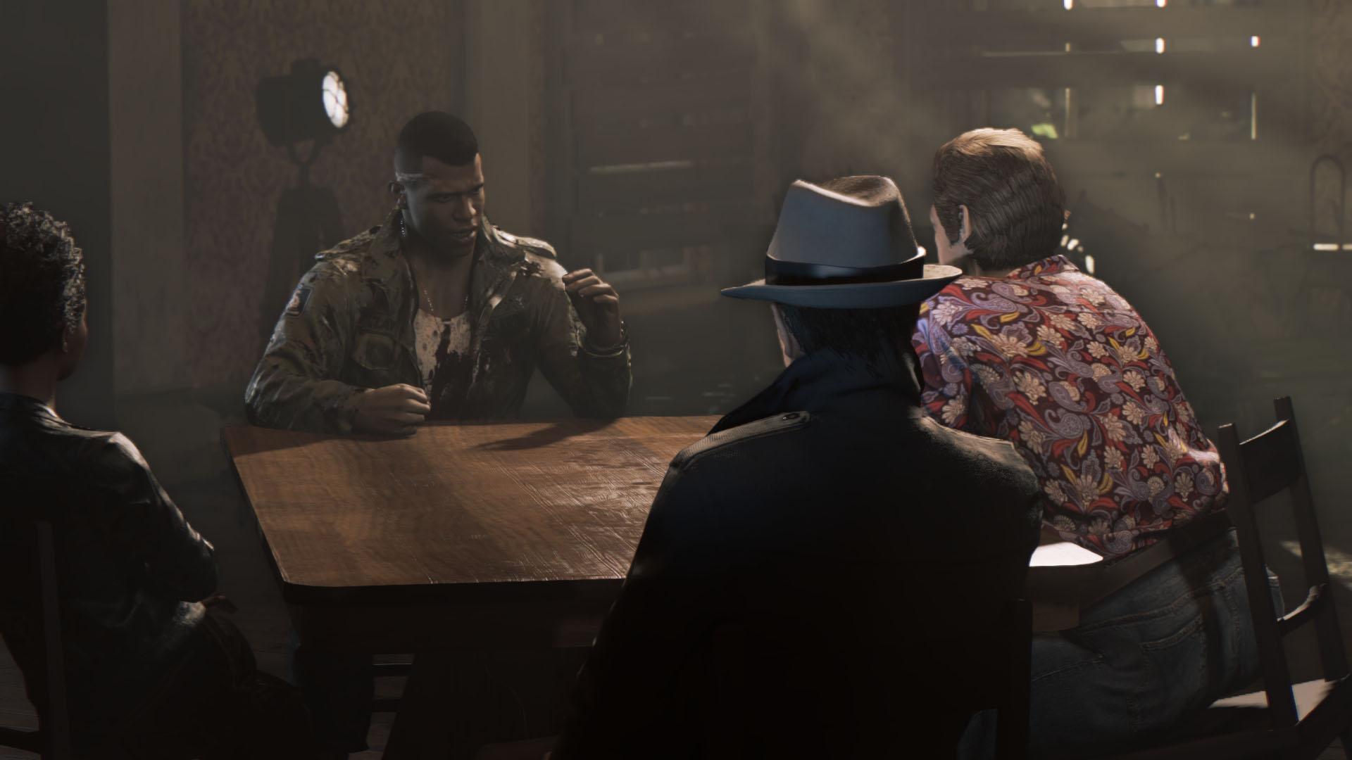Det er for lange mellomsekvenser i Mafia 3.