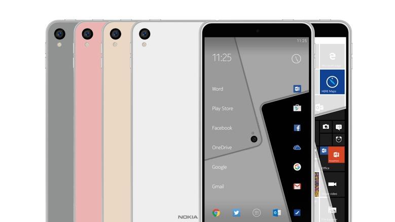Dette kan være den neste Nokia-mobilen.