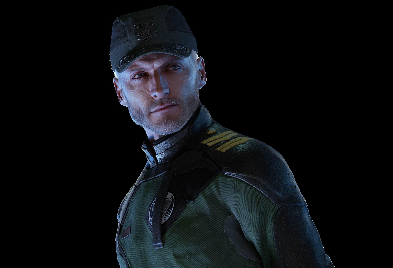 Kaptein Cutter må kjempe mot den slemme Banished-råtassen Atriox i Halo Wars 2.