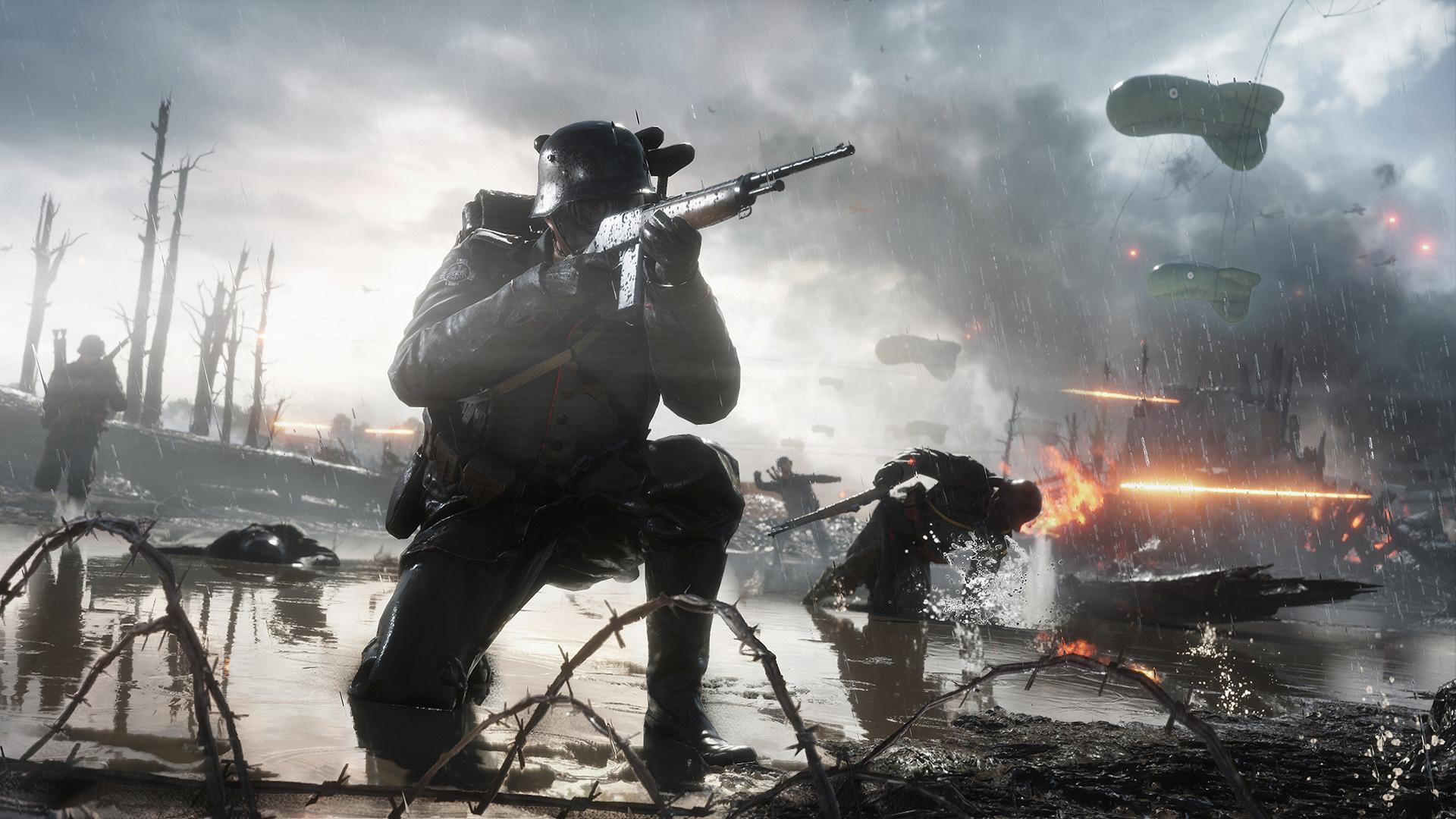 Nye Battlefield er mye mer brutalt og rått enn forgjengerne - stilen kler spillet på alle måter.