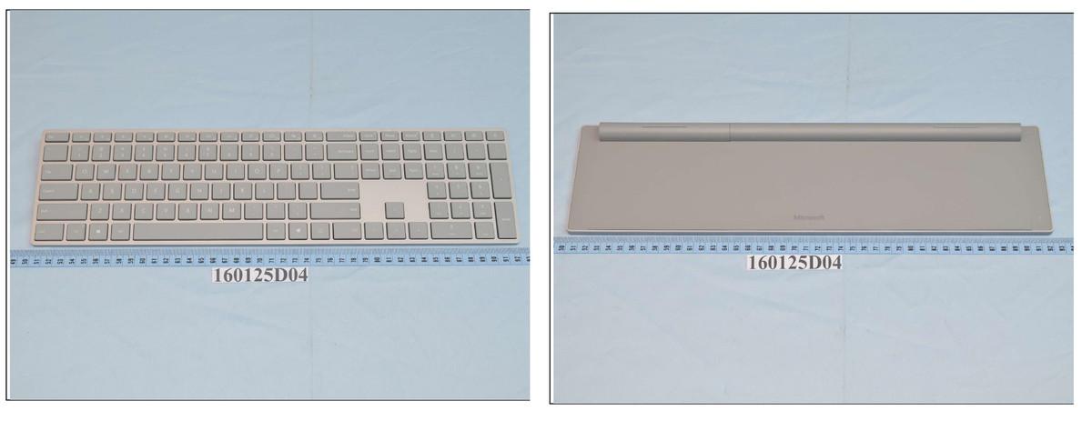 Surface Keyboard har nettopp gjennomgått FCC-sertifisering.