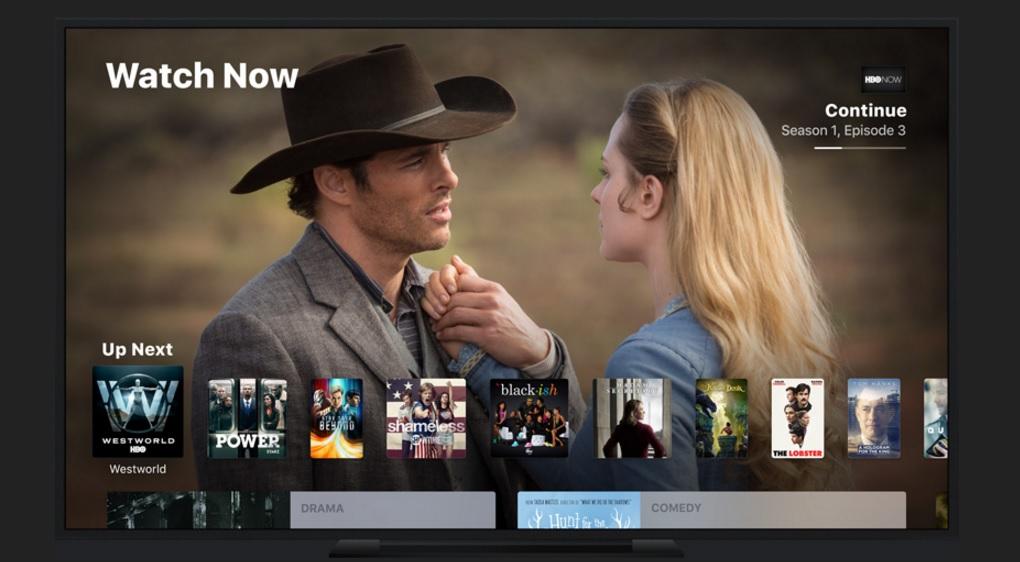 Slik ser TV-appen ut.